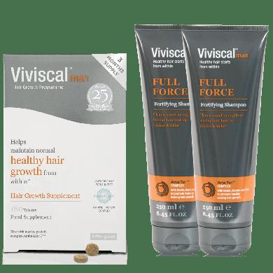Viviscal Full Force Set - 3 maanden