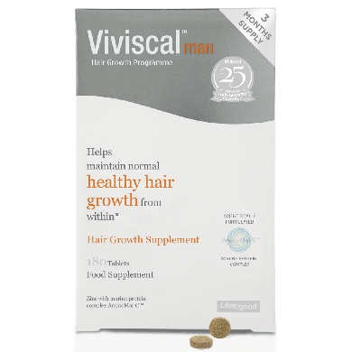 Viviscal Man Haargroei Supplement 180 st.