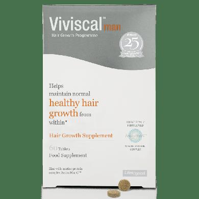 Viviscal Man Haargroei Supplement 60 st.
