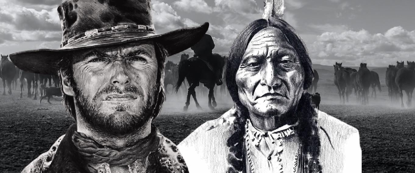 Cowboys & Indianen haardracht