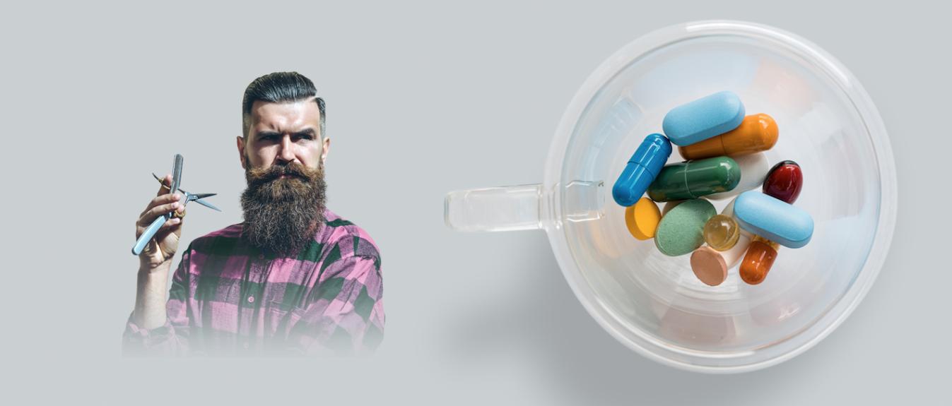 vitaminen en supplementen voor sterk haar